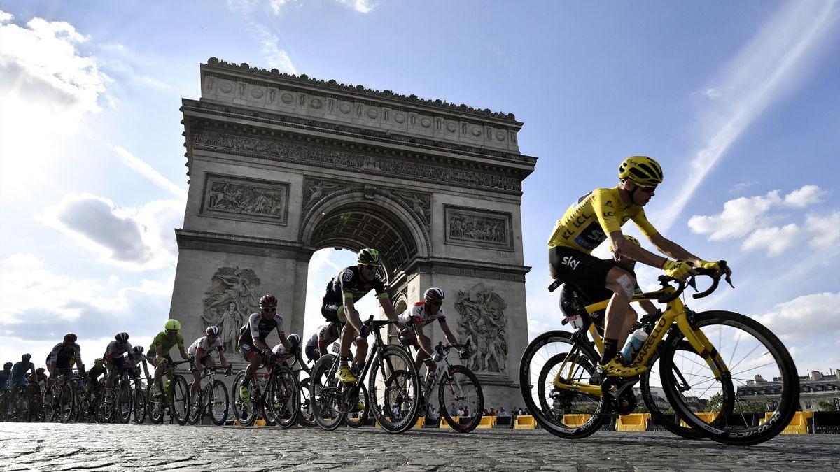 Tour de France startet 2018 wieder in ihrem Heimatland