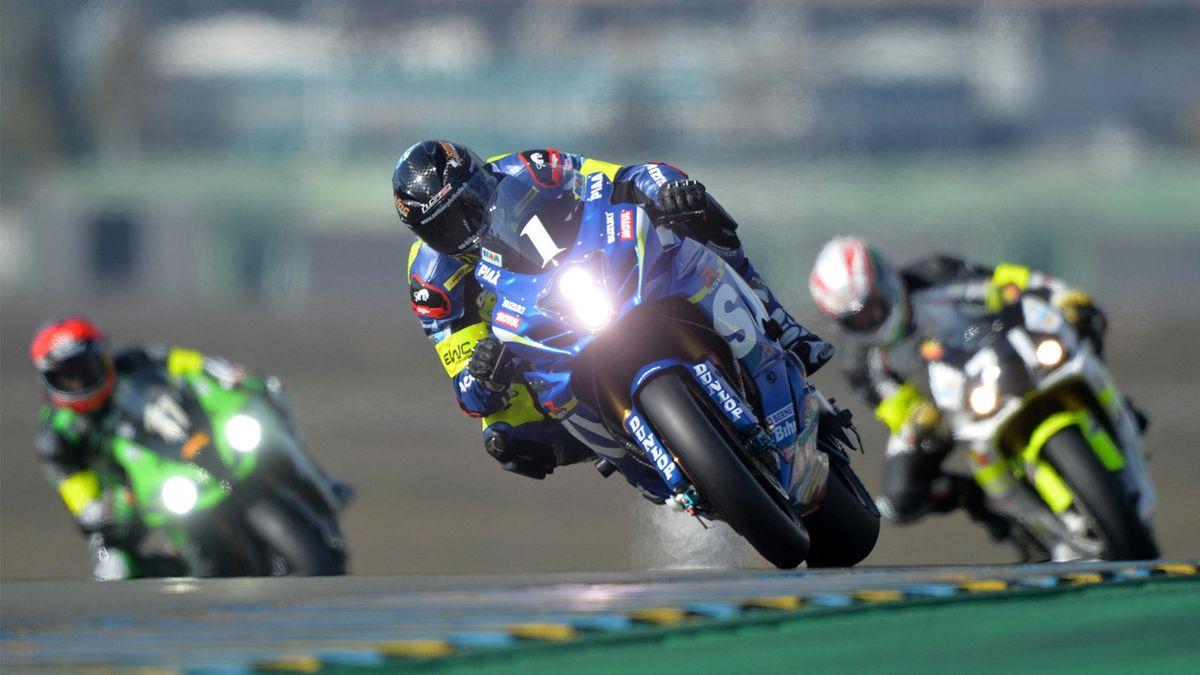 Campionatul Mondial de Anduranță Moto Le Mans 24 ore