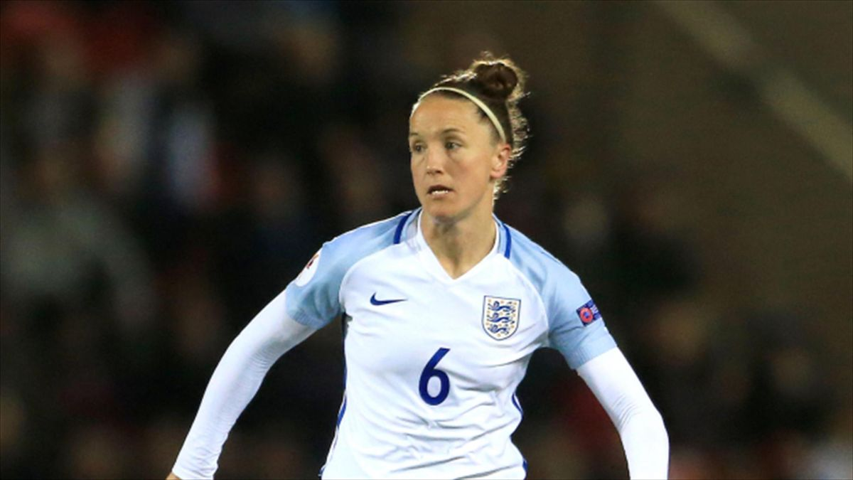 Casey Stoney, pictured, is excited to play against Carli Lloyd is the upcoming Spring Series.