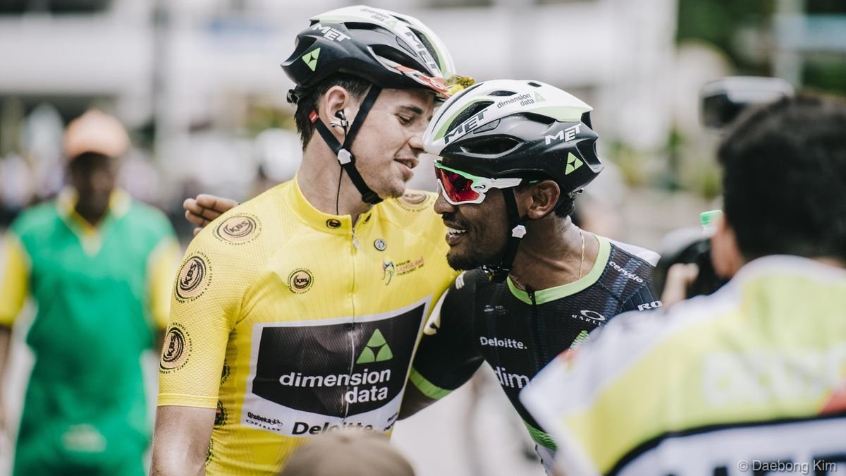 Langkawi: Dimension Data wins stage, tightens grip on yellow
