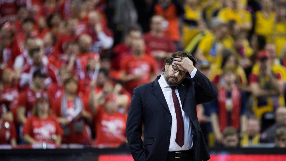 Euroleague: Bamberg und Trinchieri verlieren erneut