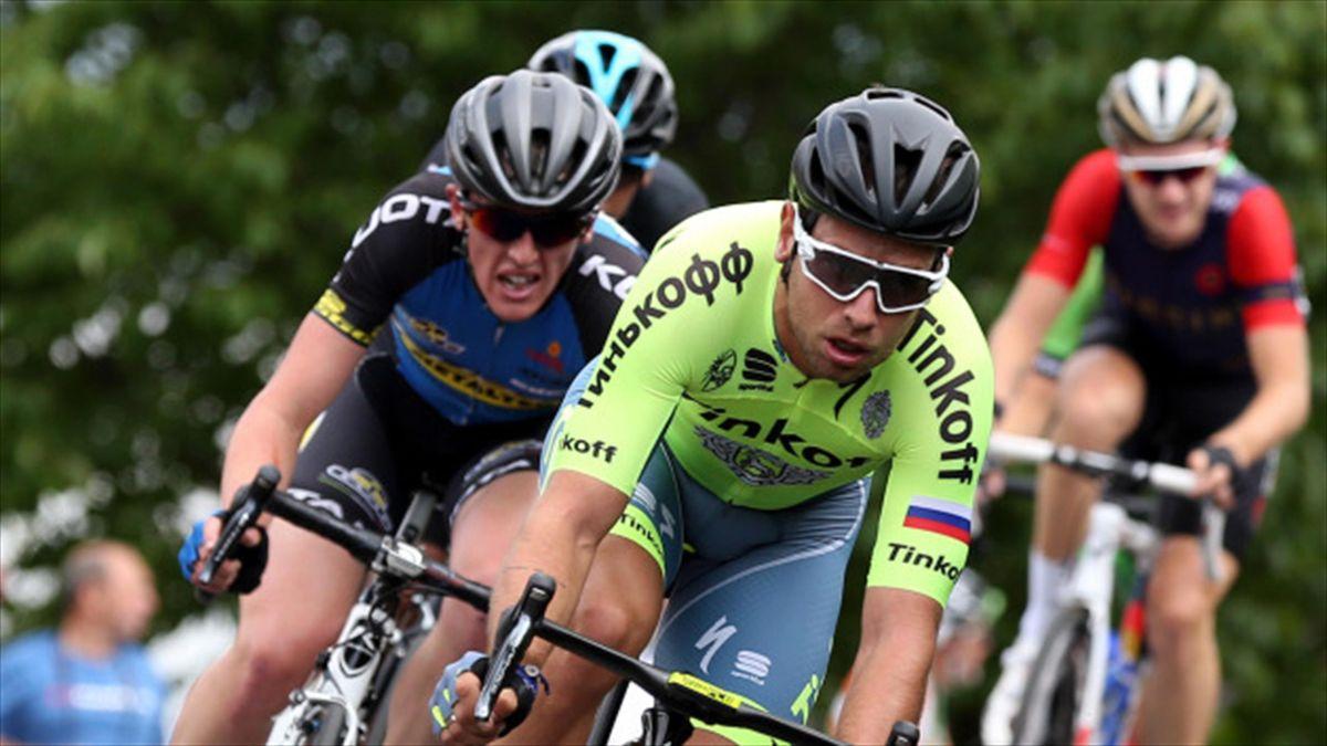 Mark Cavendish missed the Scheldeprijs