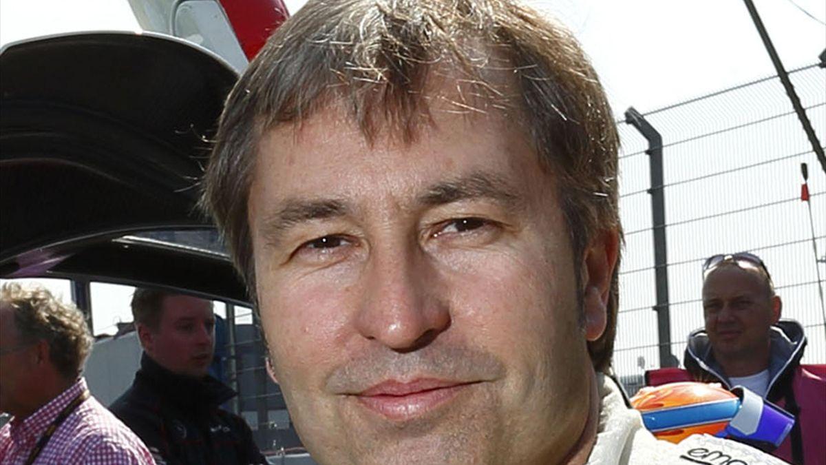 Heinz-Harald Frentzen wird am Donnerstag 50