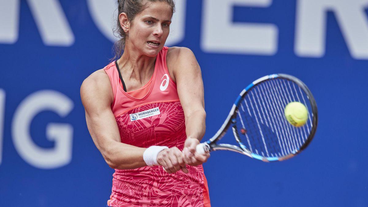 Görges scheidet als erster deutscher Tennisprofi aus