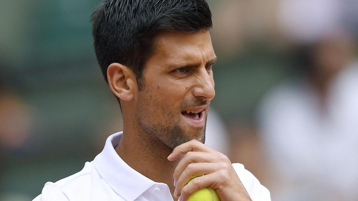 Djokovic benötigte fünf Sätze gegen Schwartzman