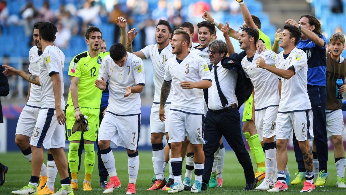 Italy Uruguay 2017