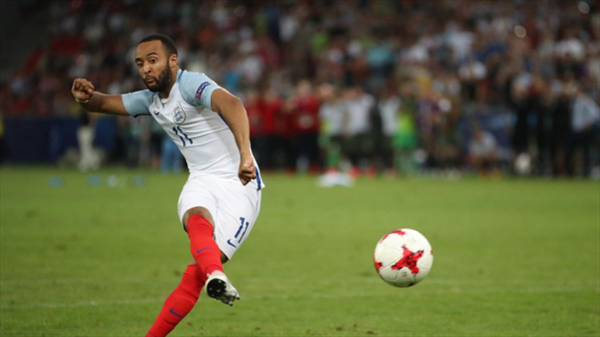 Nathan Redmond was gutted about his penalty miss for England Under-21s