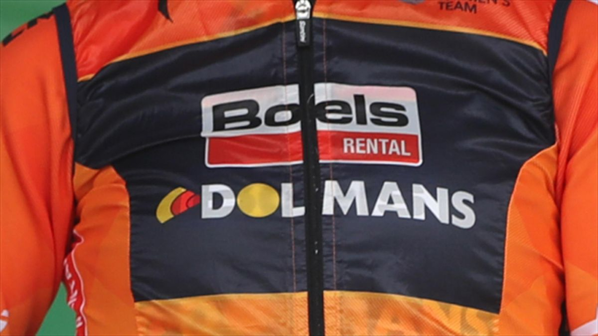 Boels-Dolmans won the team time-trial at the Giro Rosa.