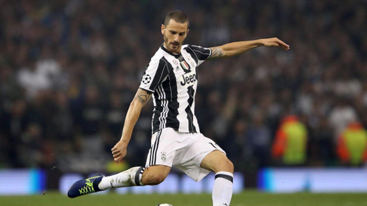 Leonardo Bonucci is set to leave Juventus for rivals AC Milan