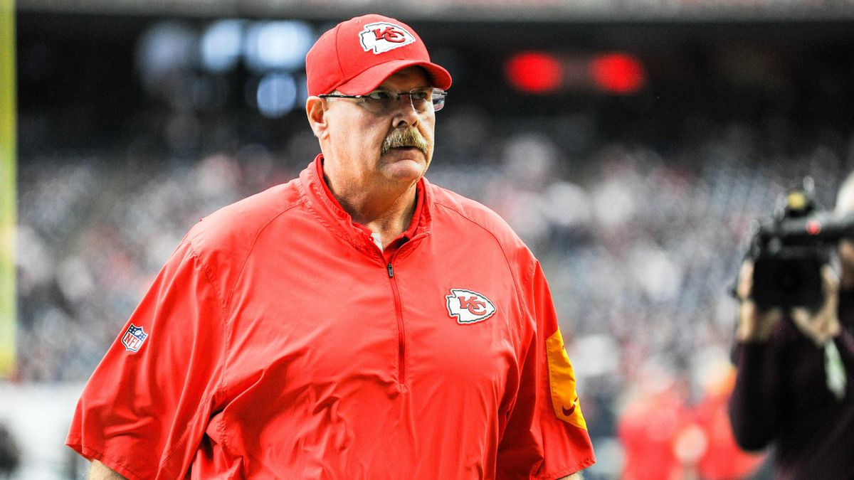 Andy Reid wird seine Arbeit in Kansas City fortführen