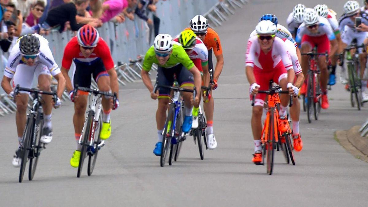0819 Finish Tour de l'avenir stage 2