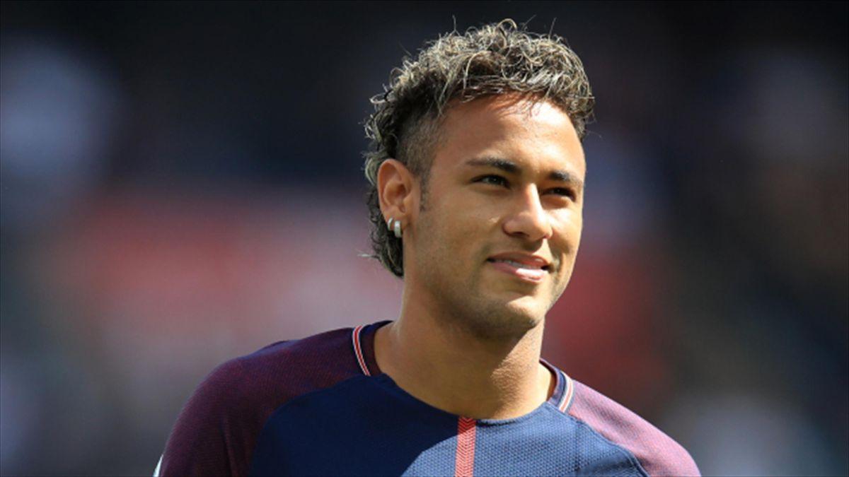 Neymar enjoyed his home debut