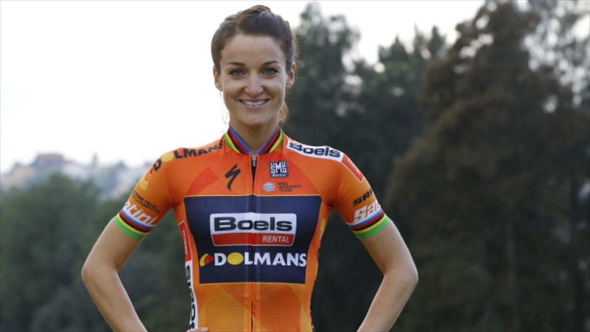 Lizzie Deignan won the GP de Plouay one-day race on Saturday