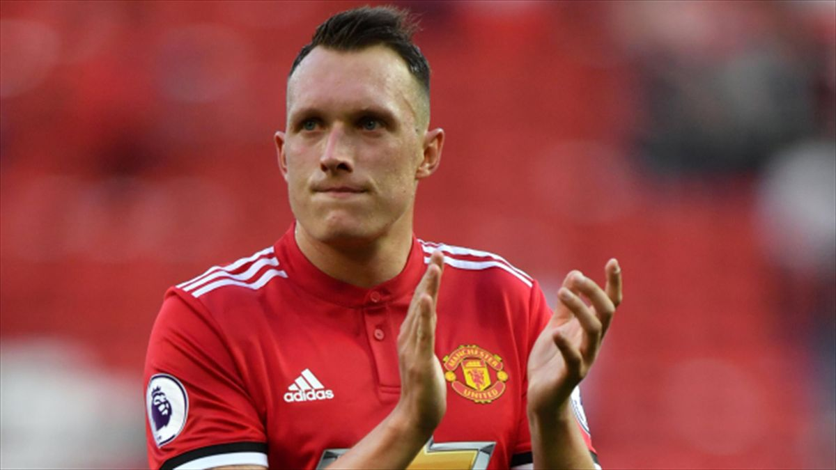 Phil Jones has had his injury problems in recent years