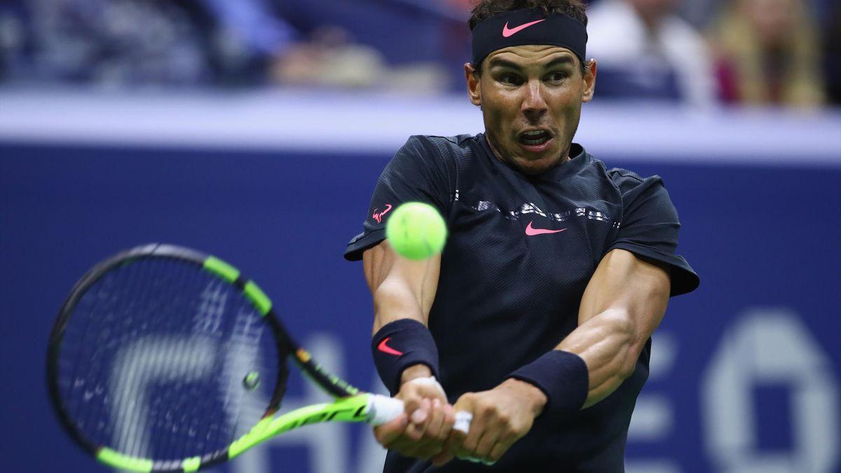 Nadal folgt Federer in die 3. Runde der US Open