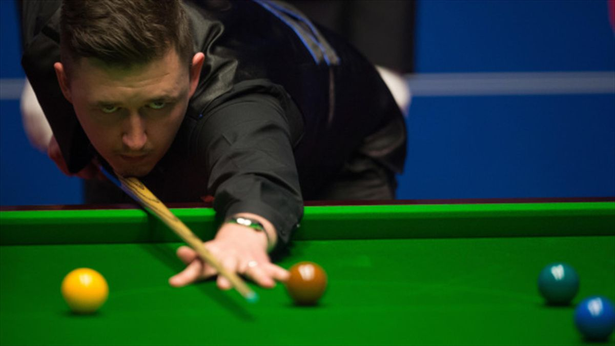 Kyren Wilson was in outstanding form in reaching the semi-finals of the World Open