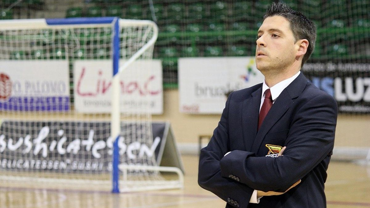 Diego Gacimartín, Segovia Futsal (LNFS)