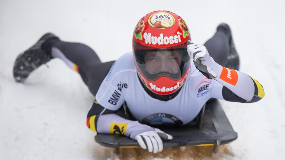 Tina Hermann träumt vom ersten deutschen Skeleton-Olympiasieg