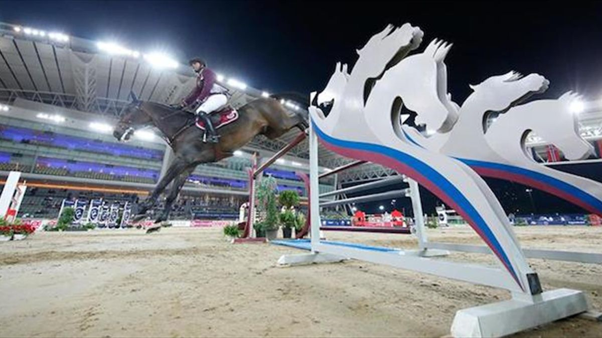 Doha Finals this weekend for Longines Global Champions Tour and Global Champions League