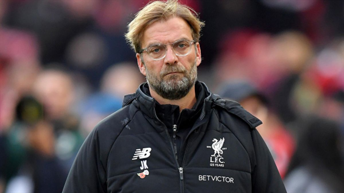 Liverpool manager Jurgen Klopp has been admitted to hospital after feeling unwell.