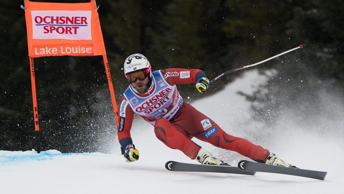 Kjetil Jansrud gewinnt ersten Super-G der Saison