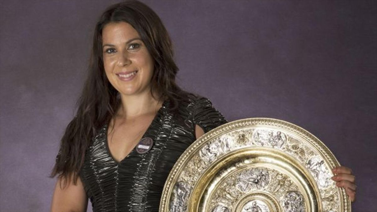 Marion Bartoli retired shortly after winning her first grand slam title at Wimbledon