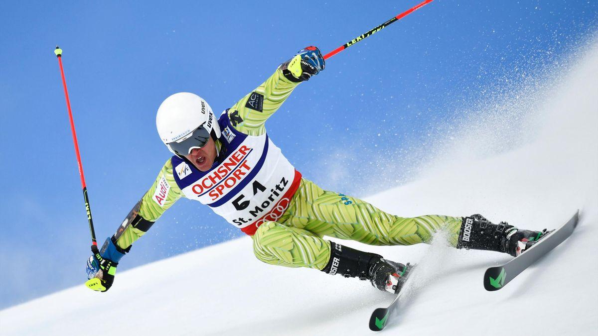 Juan del Campo esquí