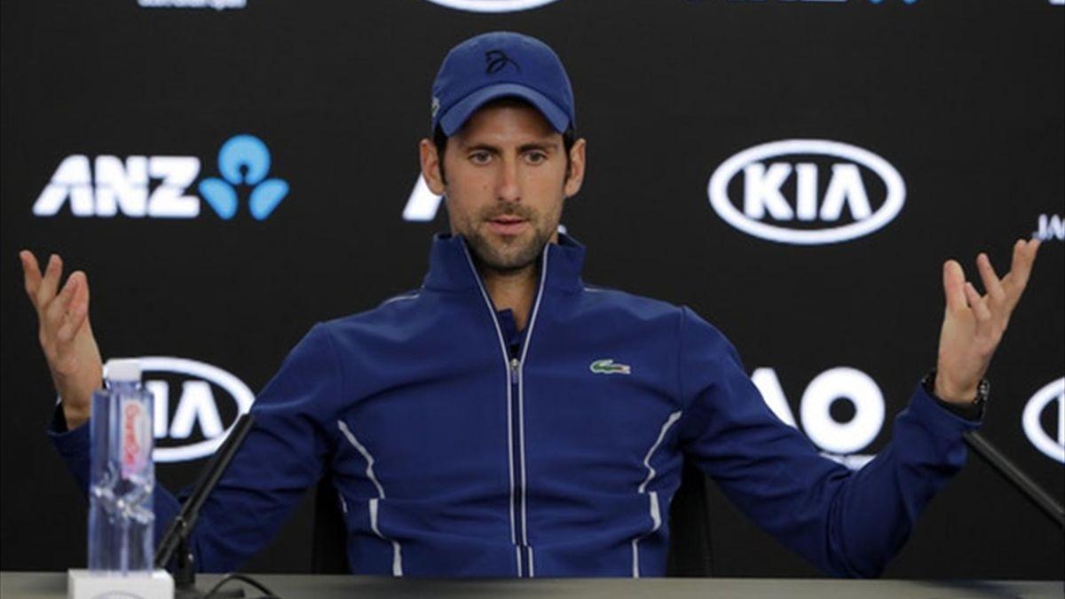 Novak Djokovic denies players are making unreasonable demands