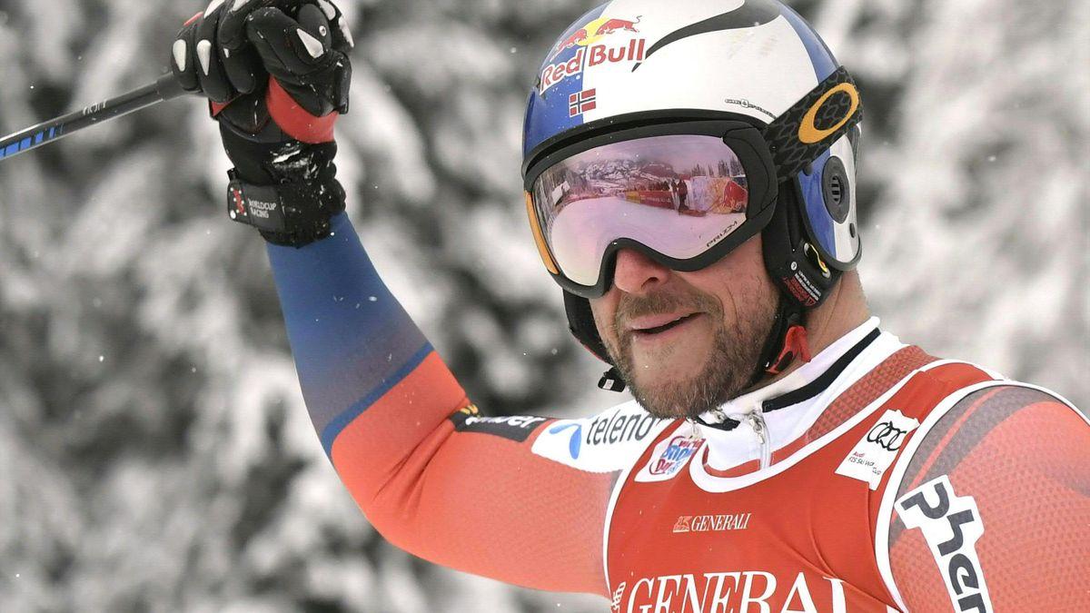 Aksel Lund Svindal gewinnt zum dritten Mal den Super-G