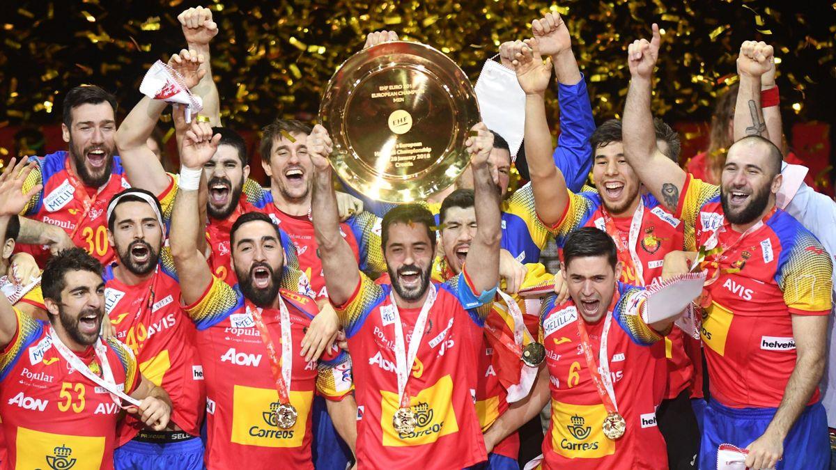 España, campeona de Europeo de Balonmano