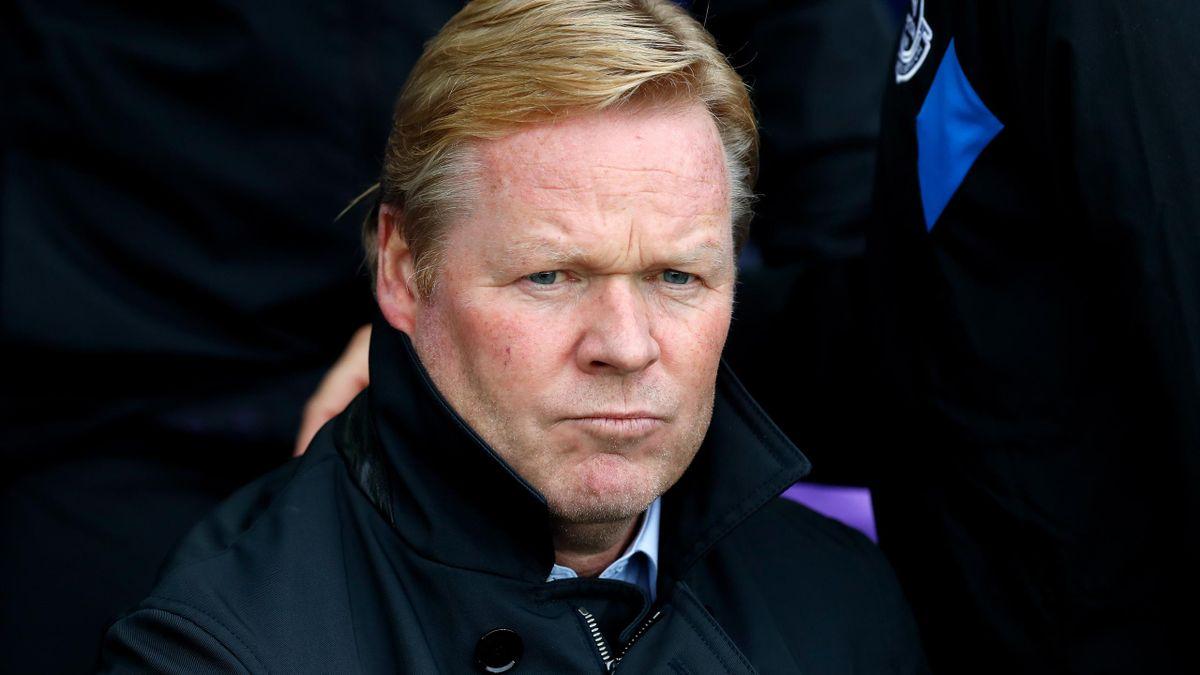 Ronald Koeman has been named Holland boss (Martin Rickett/PA Wire)