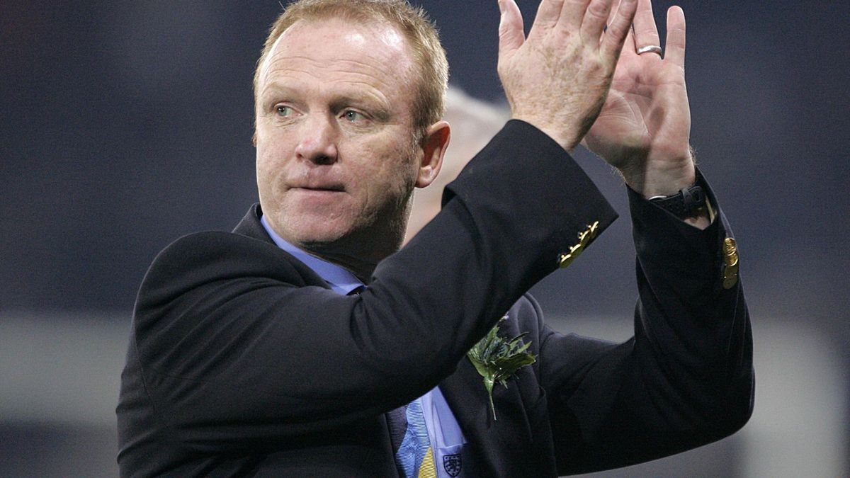 Alex McLeish is back in charge of Scotland (Andrew Milligan/PA)