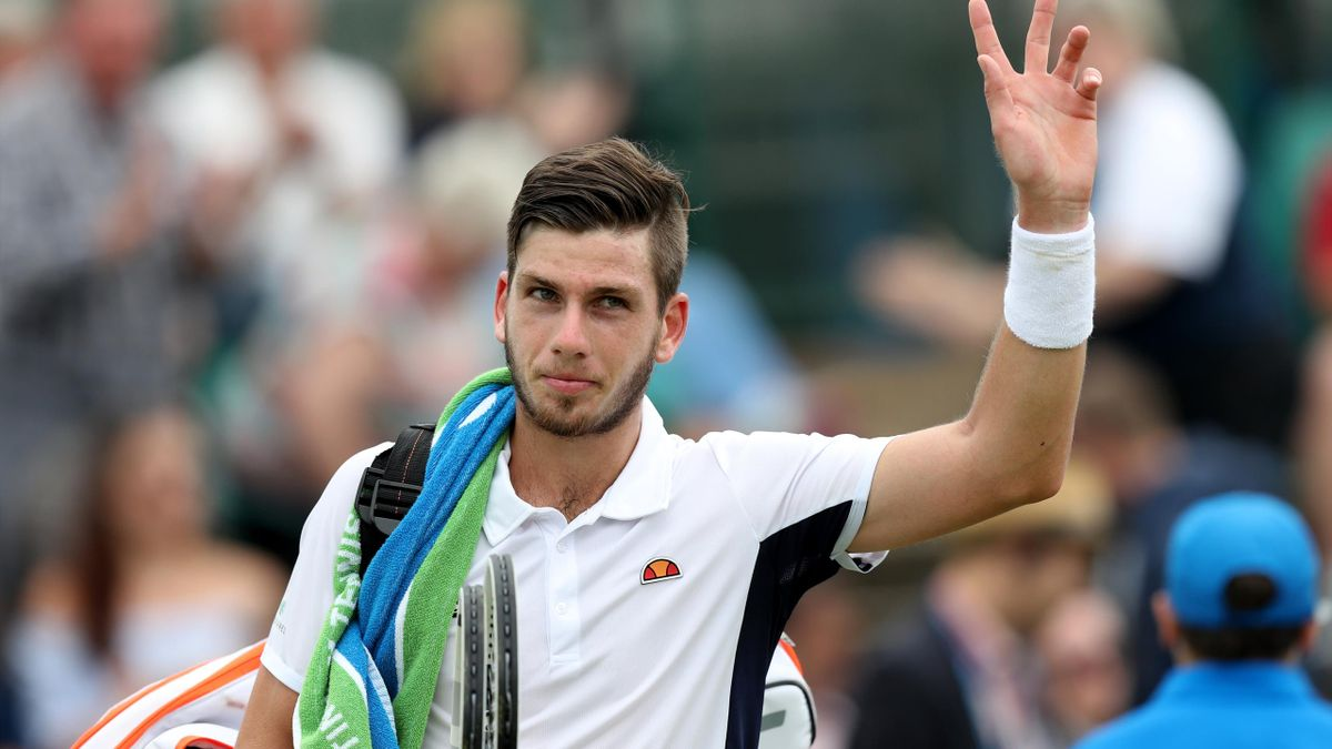 Cameron Norrie lost in the first round at Delray Beach (Simon Cooper)