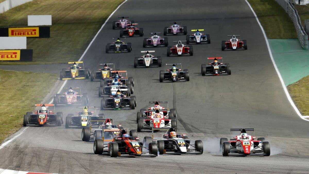 Formel 1 Rennen Morgen