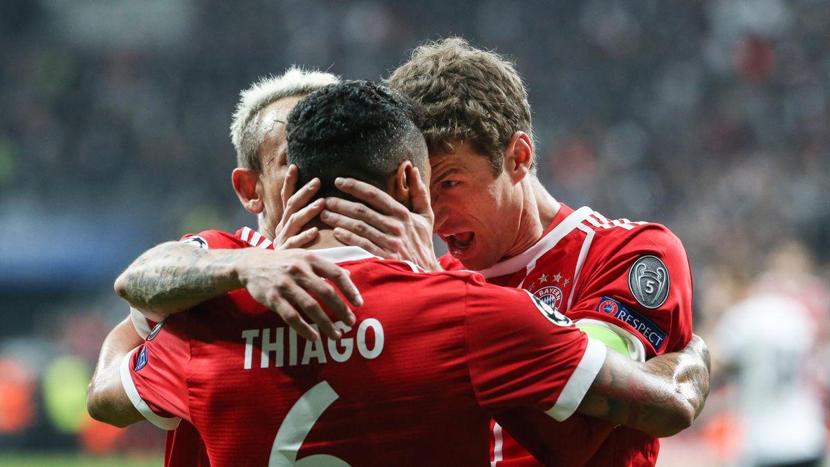 Bundesliga: München steht kurz vor der Meisterschaft
