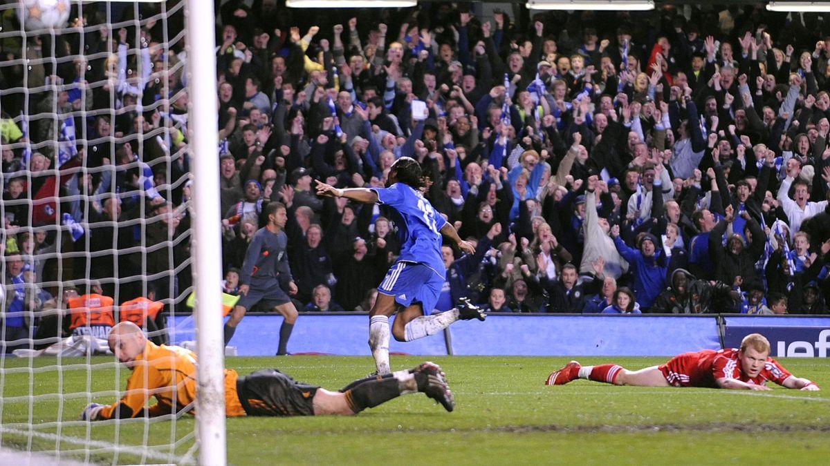 5 Memorable Liverpool European Semi Finals Eurosport
