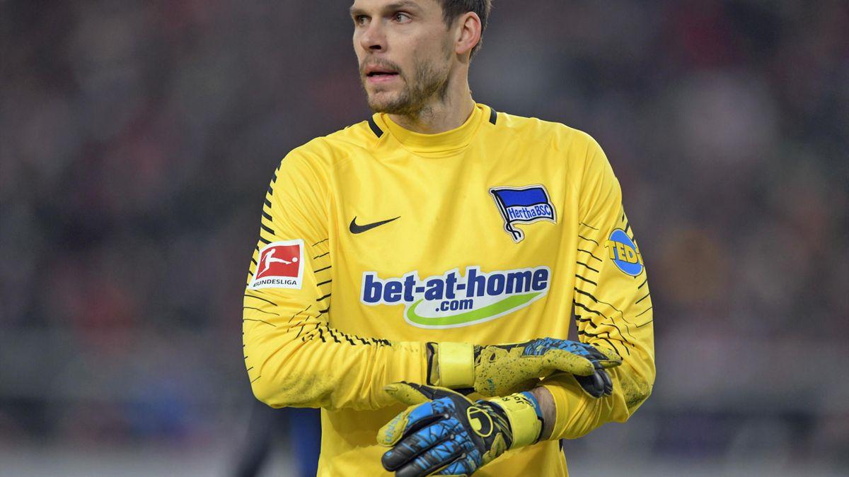 Rune Jarstein bleibt langfristig bei Hertha BSC