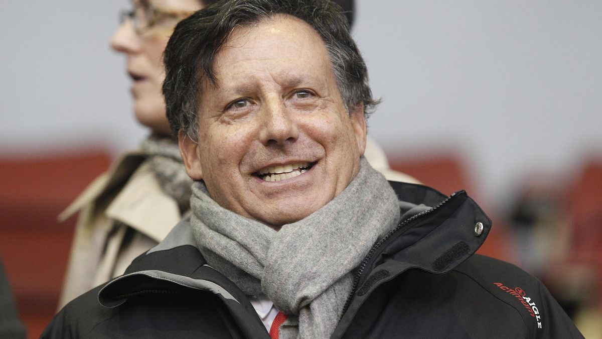 Tom Werner enjoyed Liverpool's win in Rome (Peter Byrne/PA)