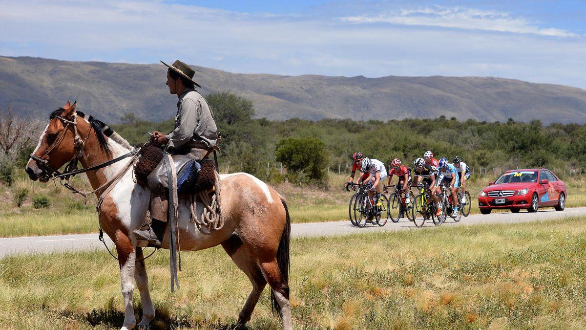 Tour de San Juan: Najar positiv getestet