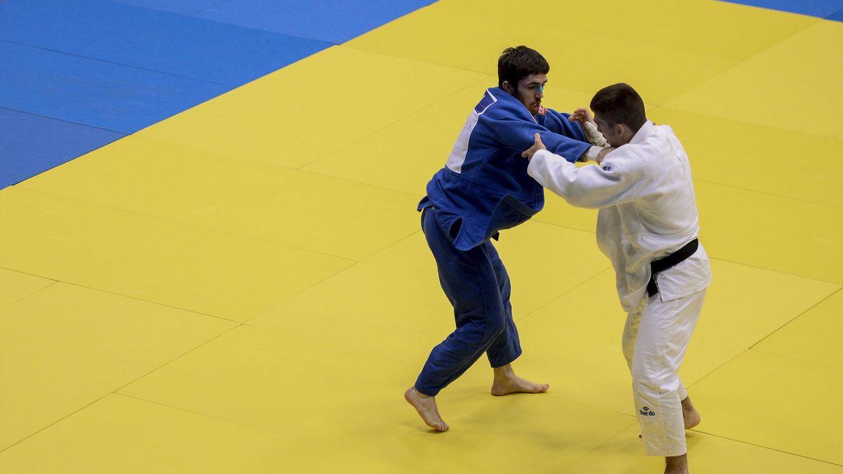 Un plateau très ouvert au Grand Prix de judo 2018 de Budapest