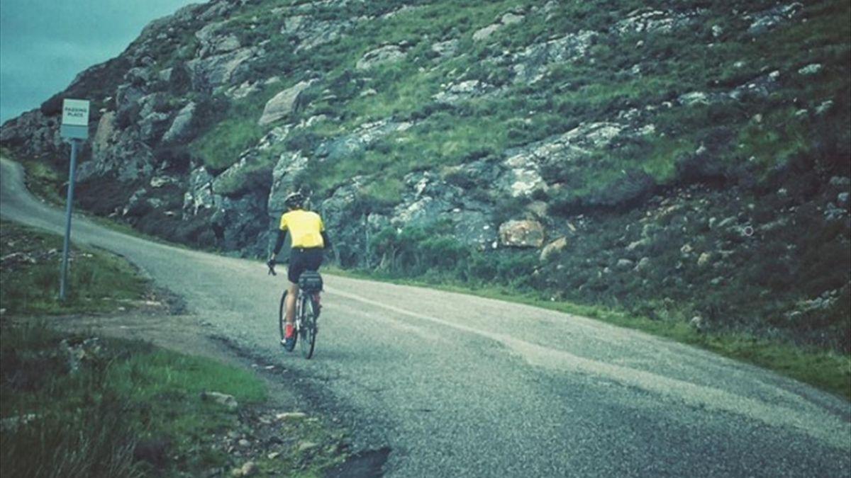 El ciclista remoto