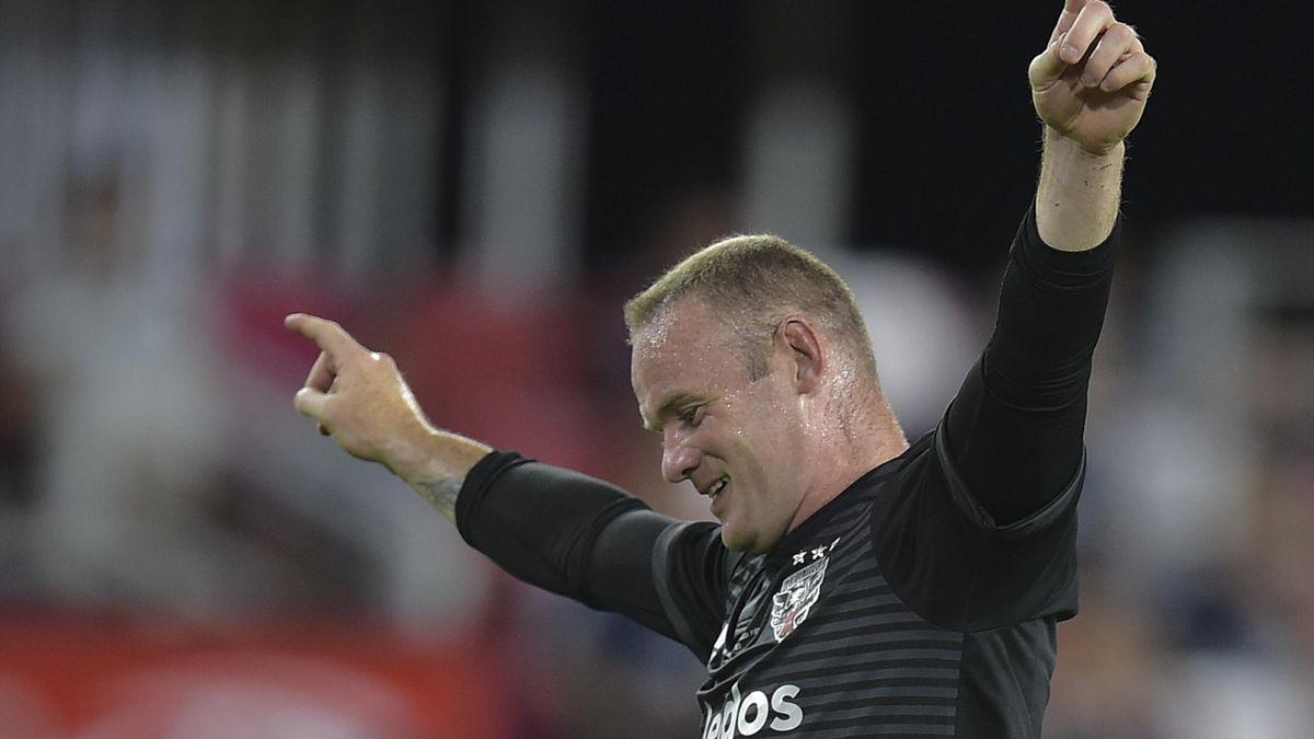 Matchwinner für DC United: Wayne Rooney