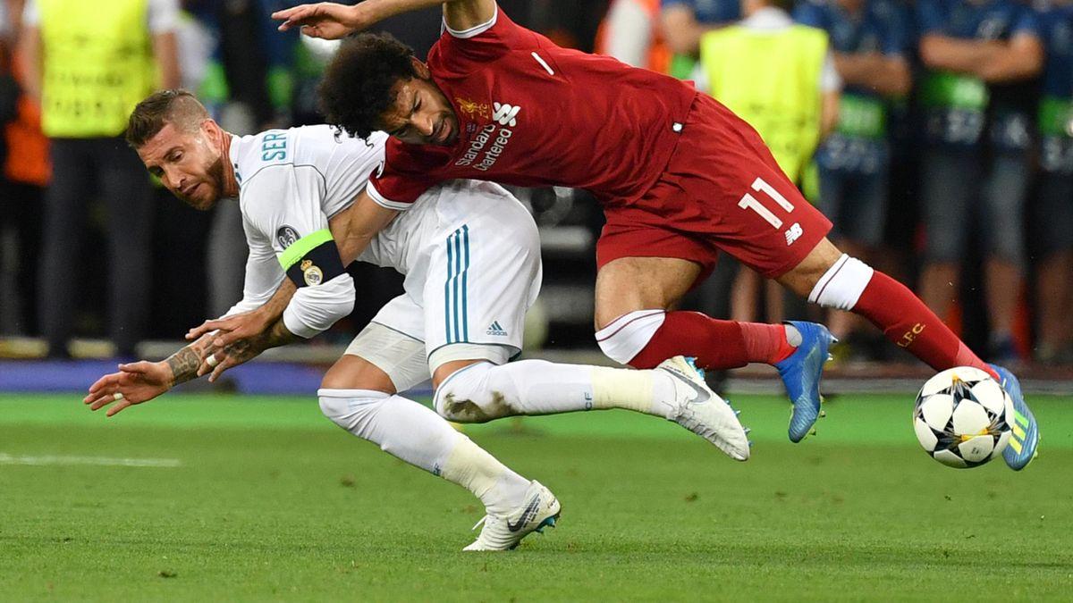 Atacul lui Sergio Ramos asupra lui Salah a costat-o pe Real Madrid transferul lui Harvey Elliott