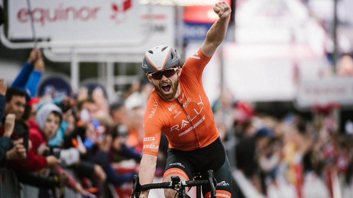 'Reversal of Fortune' for Rally Cycling with Stage 2 win at Arctic Race