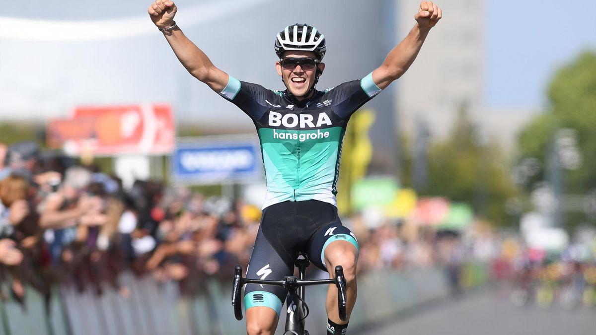 Sieger der sechsten Etappe: Gregor Mühlberger