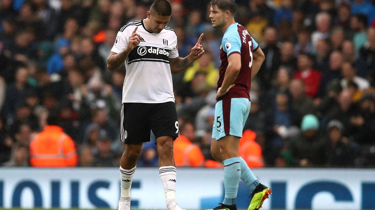Fulham v Burnley – Premier League – Craven Cottage