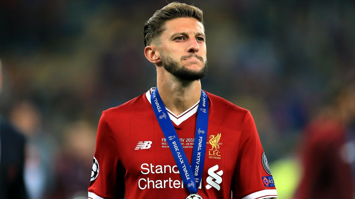 Adam Lallana has been beset by injury problems over the past year