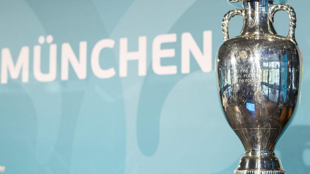 Die EM 2024 wird unter anderen in München ausgespielt