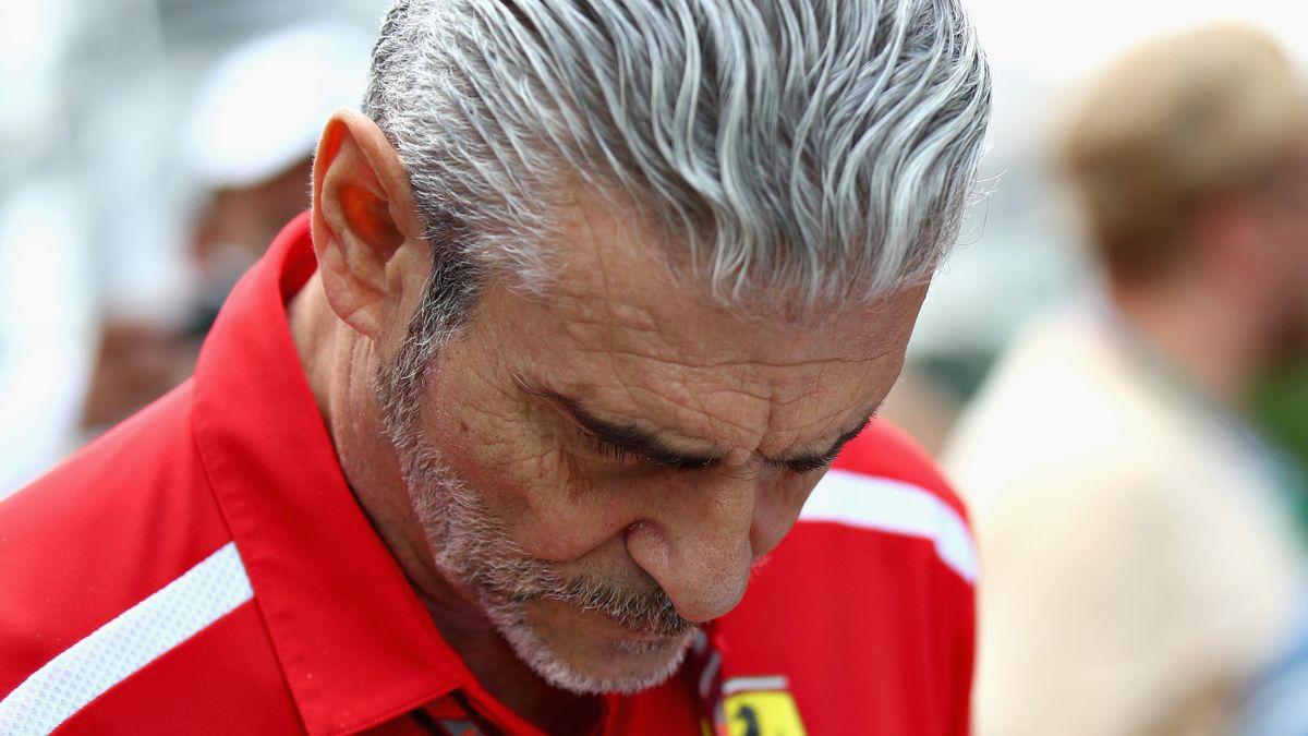 Maurizio Arrivabene - 2018