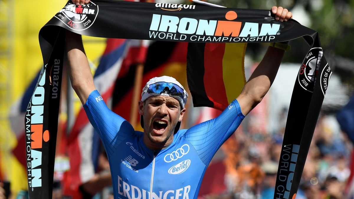 Lange, Ryf shatter course records in Kona